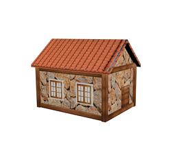 dom 1 3D model