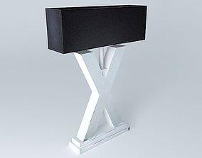 XXL Lamp Maisons du monde 3D model