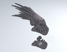3D printable model Warhammer 40k - Kroot Skull Set