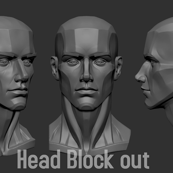 Head Block out FREE