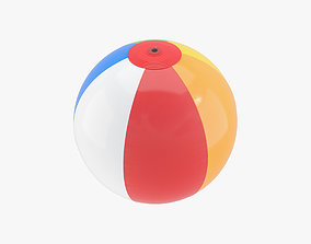 toy Beach Ball 3D