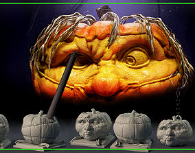 Pumpkin Nightmare 2020 COMPLETE - Personal 3D print model