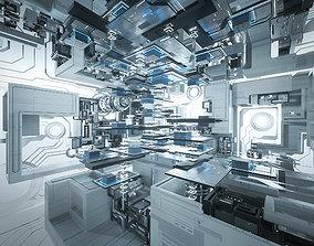 3D model Tech art-TF-TB1 kit