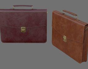 3D asset Briefcase 1B
