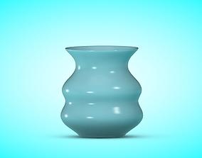 Vase 2 3D asset low-poly