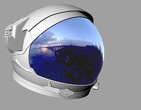 SPACE HELMET 3D printable model