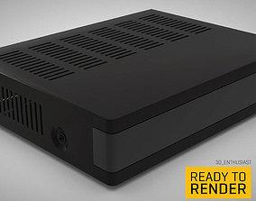 Tv Receiver 3D model