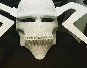 The Whole Hollow Mask - Kurosaki Ichigo - 3D print model