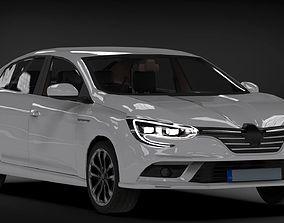 3D model Renault Megane 4 Sedan