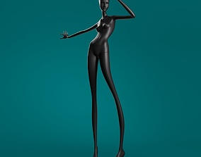 3D Mannequin 607 coll60