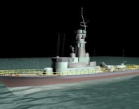 Torpedo Boat free model