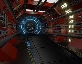 Pipeline-Corridors-hall from STAR Labs 3D model