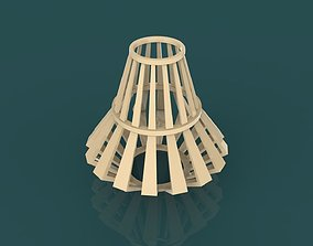 art Artistic Lampshade 5 3D printable model