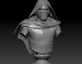 3D printable model Kylo Ren