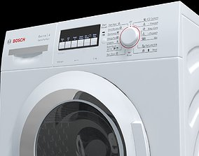 Bosch washing machine 3D