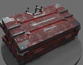 3D SciFi Tool Bag