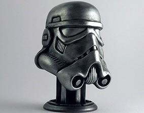 3D printable model Stormtrooper Helmet