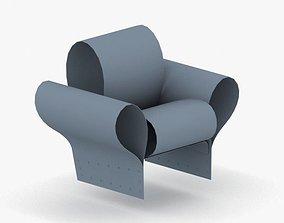0115 - Armchair 3D asset