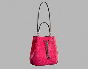 Louis Vuitton Neonoe MM Bag Epi Leather Grenade Pink 3D