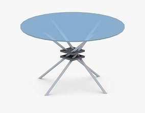 3D model game-ready 0063 - Coffee Table