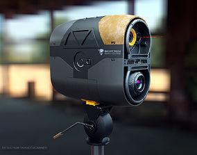 3D Detection target scanner