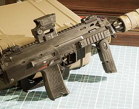 3D model HK MP7A1