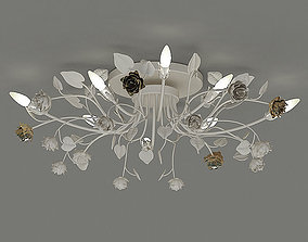 3D model Masiero light chandelier