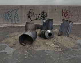 3D rubble 068 am165