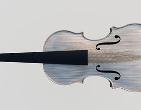 3D printable model VIOLIN Stradivari design inspired