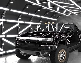 3D model Studio for car