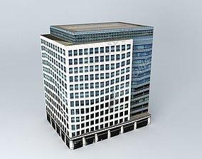 50 Bank Street, London 3D