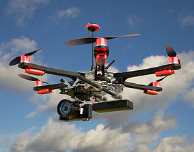 3D Drone DJI