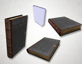 Book 2 3D asset