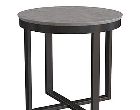 3D Lehome T299 Bedside Table
