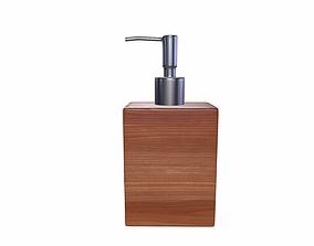 3D model realtime Soap Dispenser