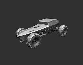 Futuristic car-Xxx 3D print model