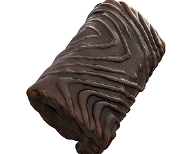 Photorealistic 3D Scanned Chocolate realtime