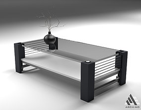 Coffee table 05- furniture 3D model