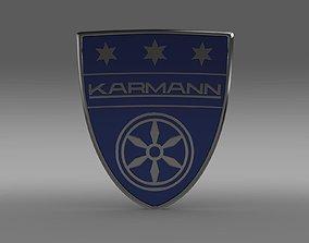 Karmann logo 3D