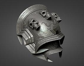 3D print model Sylvanas Windrunner - Shoulder Armor