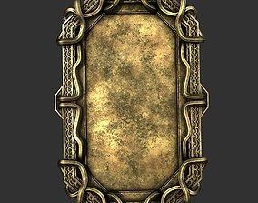 3D model picture frame 2