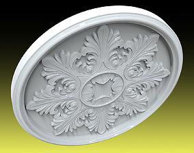 Rozette 030 3D printable model