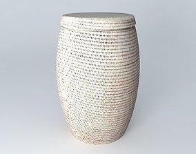 3D rattan basket houses the world