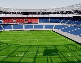 3D model HDI-Arena - Hannover