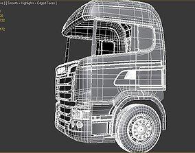3D printable model Scania Stream Line