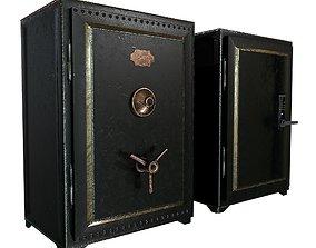 3D asset Safe Locker