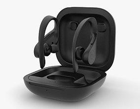 3D model Beats Powerbeats Pro Black