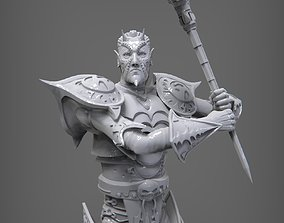 3D printable model figure Dremora