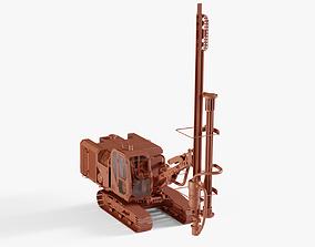 Track Drill 3D model