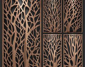 Decorative panel 17 3D model